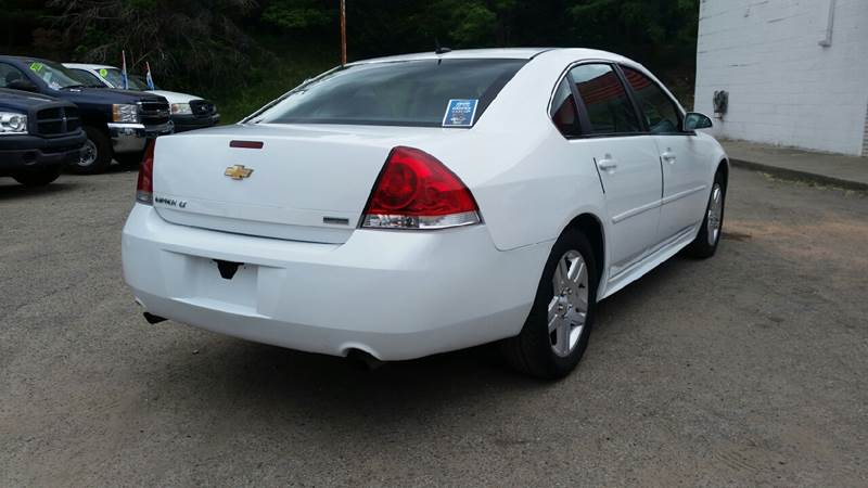 2012 Chevrolet Impala LT Fleet 4dr Sedan - Albion IN