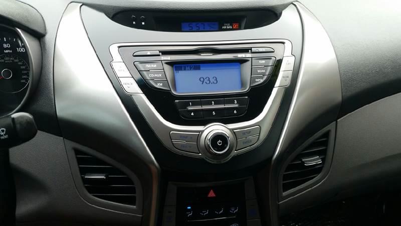 2013 Hyundai Elantra GLS 4dr Sedan - Albion IN