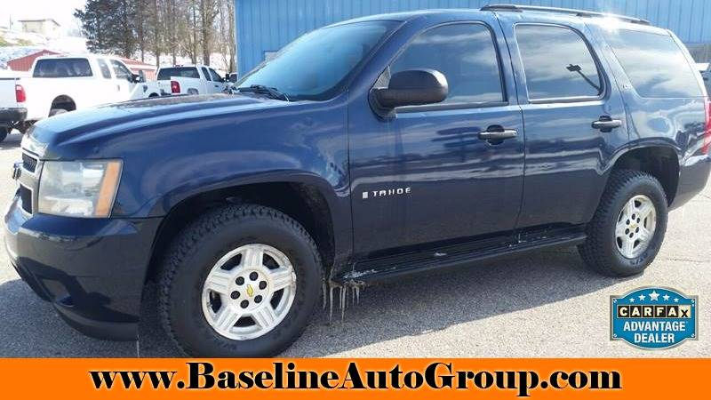 2007 Chevrolet Tahoe LS 4dr SUV 4WD - Albion IN