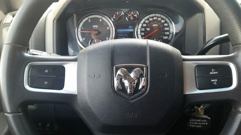 2010 Dodge Ram Pickup 2500 4x4 SLT 4dr Crew Cab 8 ft. LB Pickup - Albion IN
