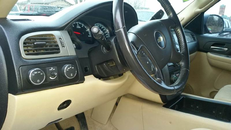 2008 Chevrolet Tahoe 4x4 LS 4dr SUV - Albion IN