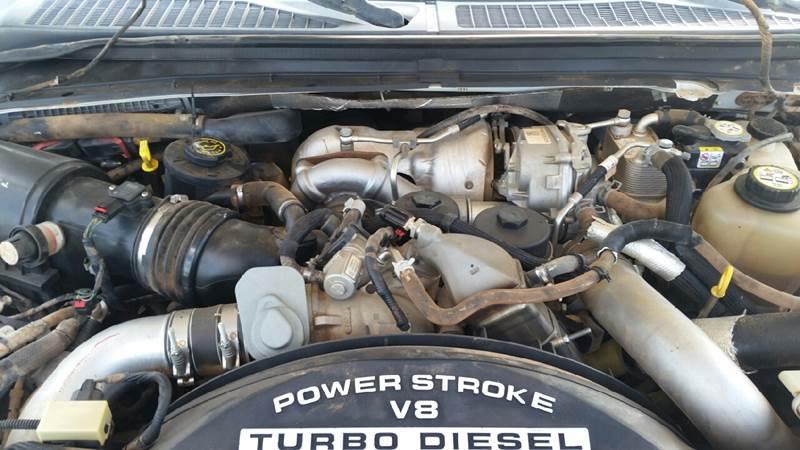 2008 Ford F-350 Super Duty XL 4dr SuperCab 4WD SB - Albion IN