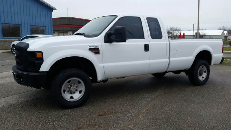 2008 Ford F-350 Super Duty XL 4dr SuperCab 4WD LB - Albion IN
