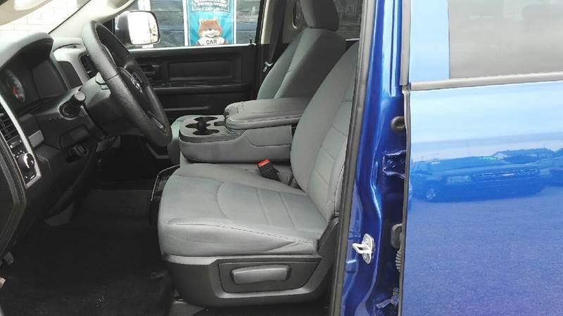 2014 RAM Ram Pickup 1500 4x4 Express 4dr Crew Cab 5.5 ft. SB Pickup - Albion IN