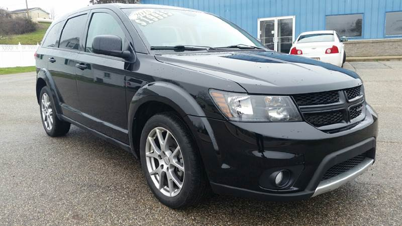 2015 Dodge Journey AWD R/T 4dr SUV - Albion IN