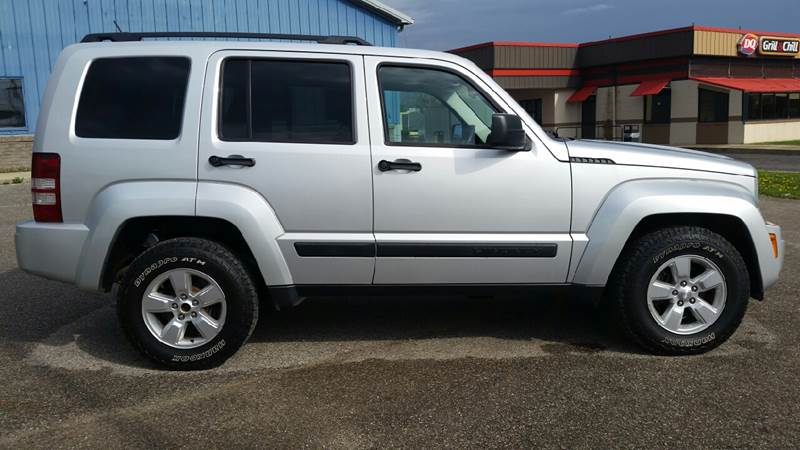 2012 Jeep Liberty 4x4 Sport 4dr SUV - Albion IN