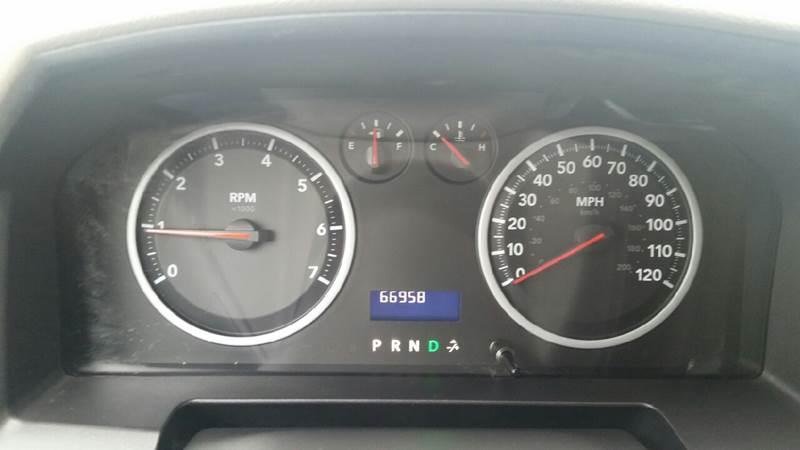2011 RAM Ram Pickup 1500 4x4 ST 4dr Crew Cab 5.5 ft. SB Pickup - Albion IN
