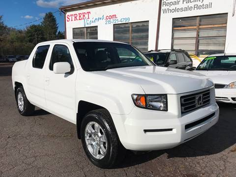2008 Honda Ridgeline for sale in Telford, PA