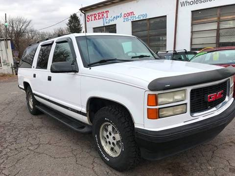 1995 GMC Suburban for sale in Telford, PA