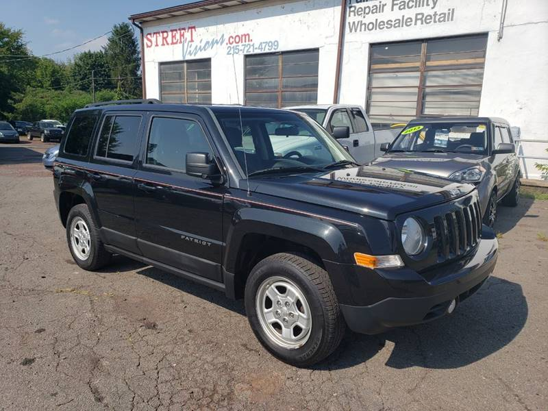 2011 jeep patriot 4x4 sport 4dr suv in telford pa street visions 2011 jeep patriot 4x4 sport 4dr suv telford pa freerunsca Gallery