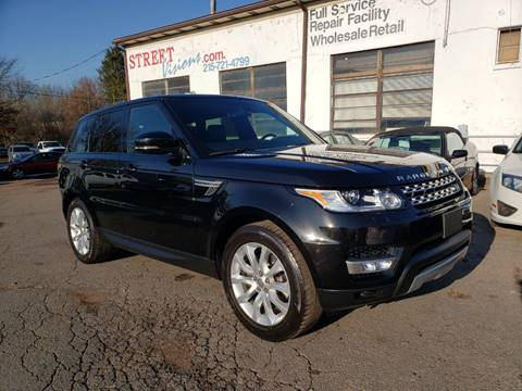 2015 Land Rover Range Rover Sport for sale in Telford, PA