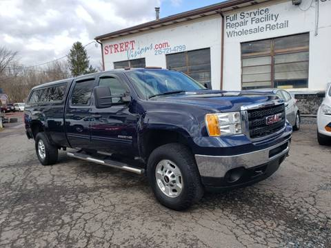 2011 GMC Sierra 2500HD for sale in Telford, PA