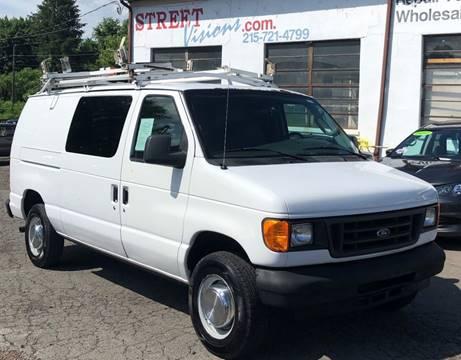 Cargo Van For Sale in Telford, PA - Street Visions