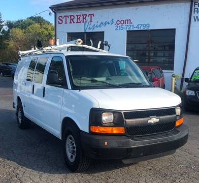 2009 Chevrolet Express Cargo for sale in Telford, PA