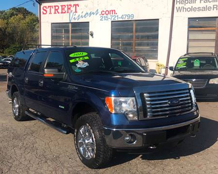 2011 Ford F-150 for sale in Telford, PA