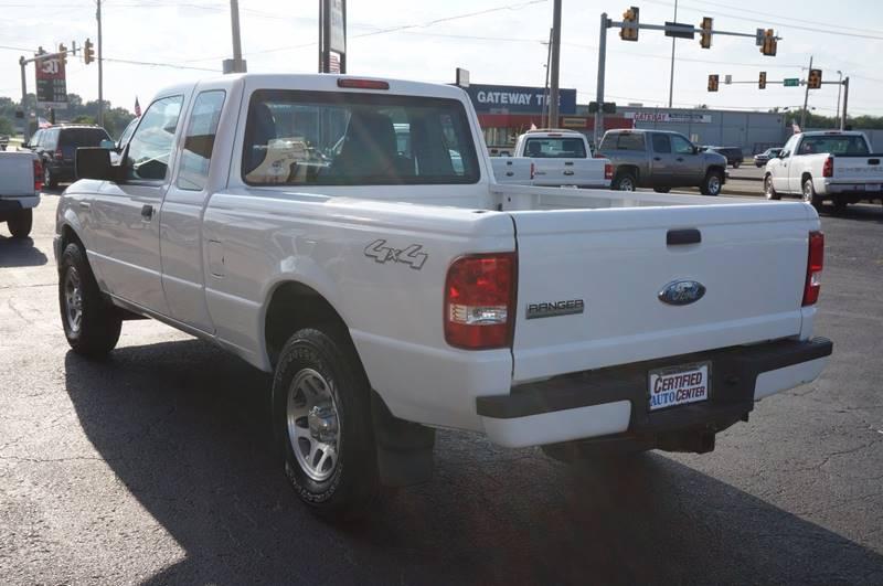 2010 Ford Ranger 4x4 XLT 4dr SuperCab SB - Tulsa OK