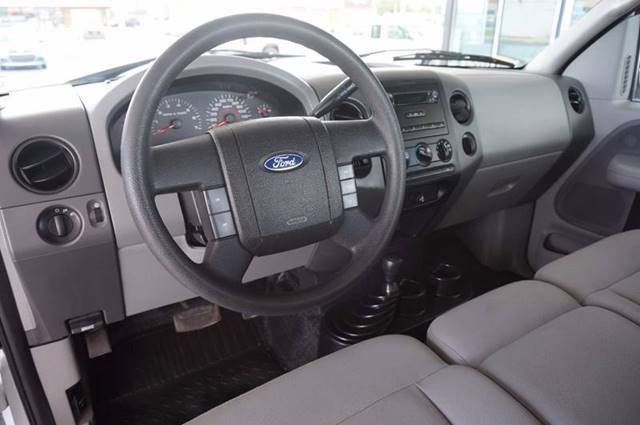 2006 Ford F-150 XL 2dr Regular Cab 4WD Styleside 8 ft. LB - Tulsa OK