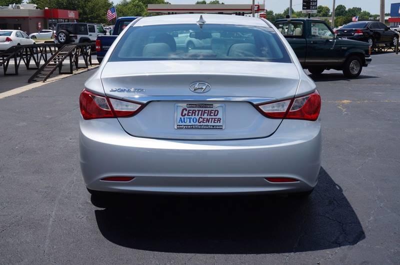 2013 Hyundai Sonata GLS 4dr Sedan - Tulsa OK