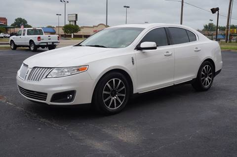 2010 Lincoln MKS for sale in Tulsa, OK