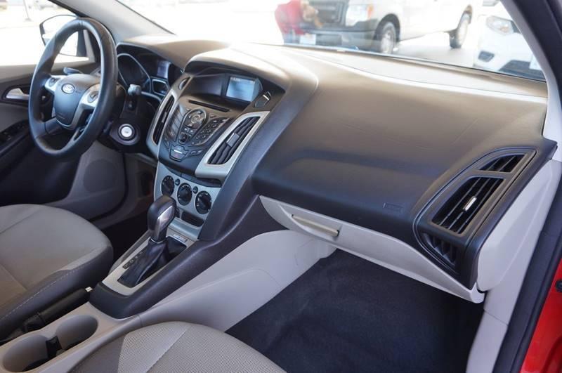 2013 Ford Focus SE 4dr Sedan - Tulsa OK