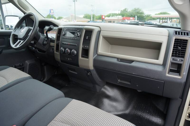 2011 RAM Ram Pickup 1500 4x2 ST 2dr Regular Cab 8 ft. LB Pickup - Tulsa OK