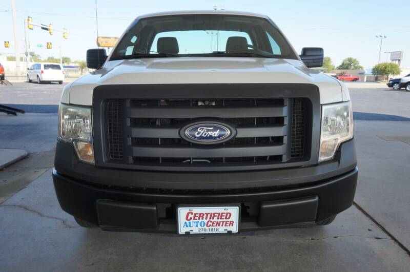 2010 Ford F-150 4x2 XL 2dr Regular Cab Styleside 8 ft. LB - Tulsa OK