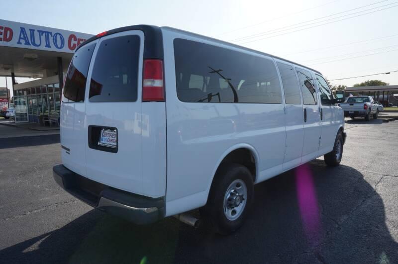 2013 Chevrolet Express Passenger LT 3500 3dr Extended Passenger Van w/ 1LT - Tulsa OK
