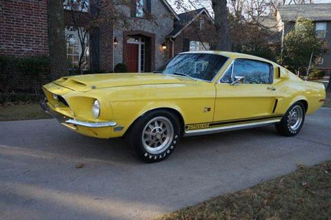 1968 Shelby GT500 for sale in Tulsa, OK