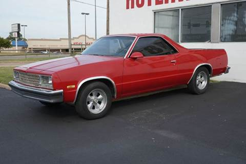 1987 GMC Caballero for sale in Tulsa, OK