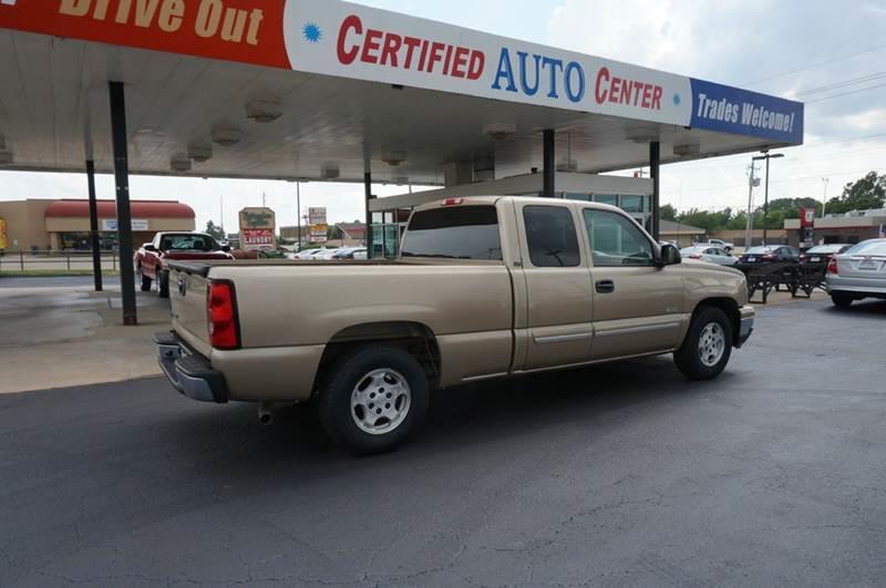 2007 Chevrolet Silverado 1500 Classic LT1 4dr Extended Cab 6.5 ft. SB - Tulsa OK