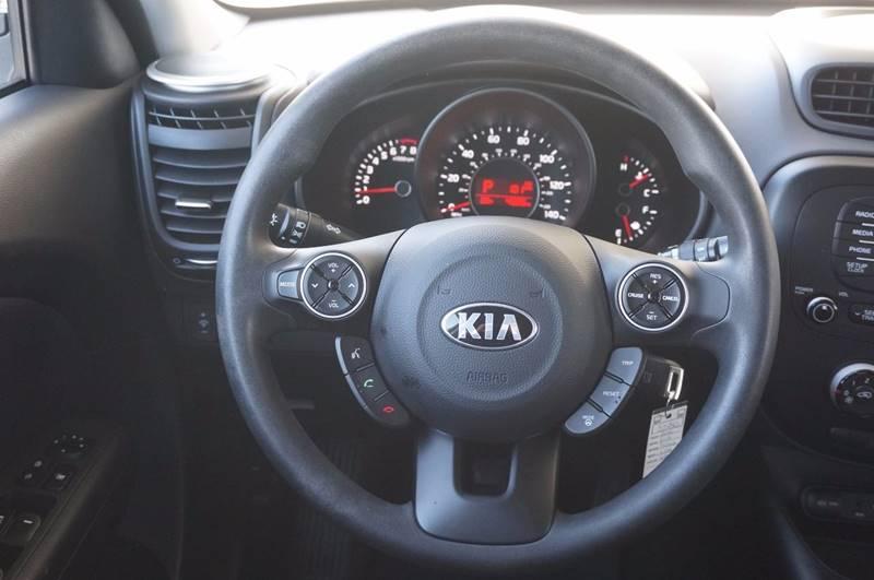 2016 Kia Soul 4dr Wagon 6A - Tulsa OK