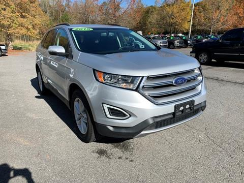 2015 Ford Edge for sale in Lancaster, SC