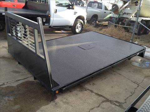 2016 Flat Beds . for sale at Vogel Sales Inc in Commerce City CO