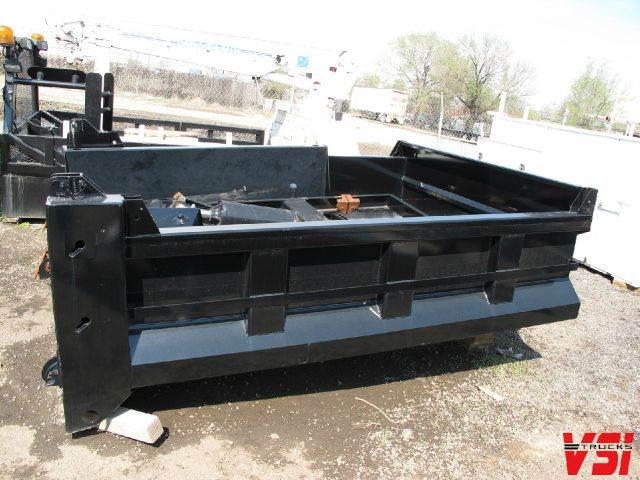 2016 Dump Bodys 100U-24 for sale at Vogel Sales Inc in Commerce City CO