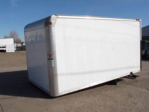 2005 Van Body 14 ft . for sale at Vogel Sales Inc in Commerce City CO