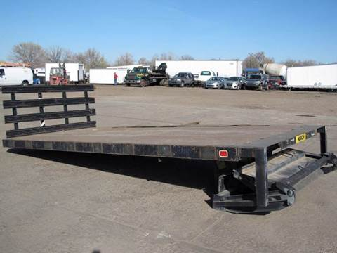 2005 Flat Beds . for sale at Vogel Sales Inc in Commerce City CO
