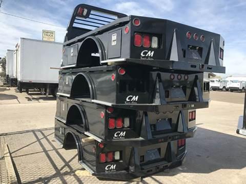 FlatBed 8ft CM-SK for sale at Vogel Sales Inc in Commerce City CO