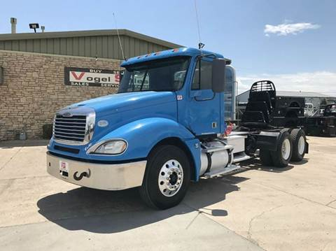 2009 Freightliner Columbia for sale at Vogel Sales Inc in Commerce City CO