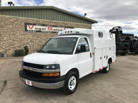 2009 Chevrolet G3500 KUV for sale at Vogel Sales Inc in Commerce City CO