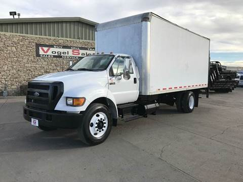 2005 Ford F-750 for sale at Vogel Sales Inc in Commerce City CO