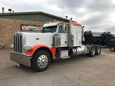 2012 Peterbilt 389 SLEEPER CAB