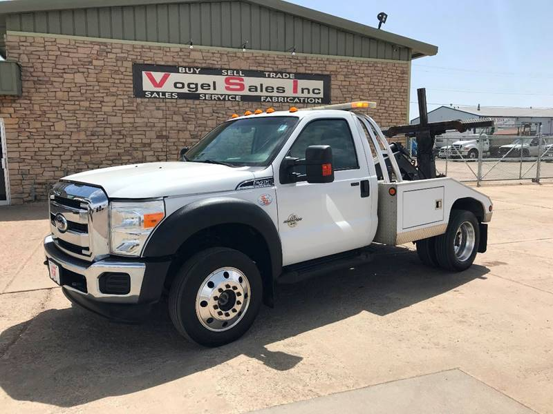 Ford F  Super Duty Tow Truck Commerce City Co