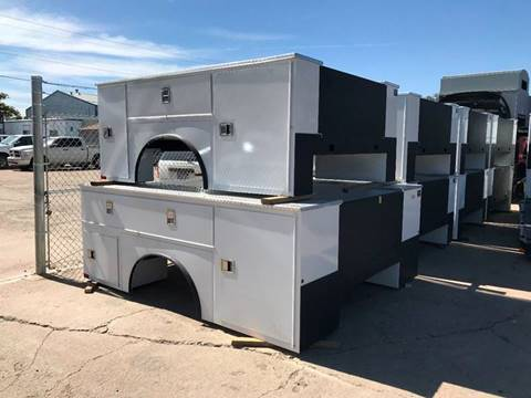 DAKOTA  BODIES UTILITY BEDS for sale at Vogel Sales Inc in Commerce City CO