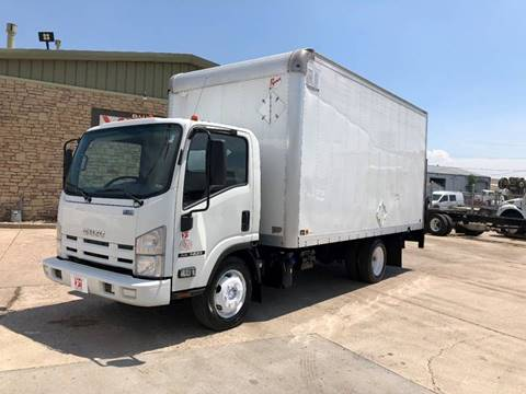 2013 Isuzu NQR for sale at Vogel Sales Inc in Commerce City CO