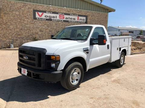 2008 Ford F-250 Super Duty XL for sale at Vogel Sales Inc in Commerce City CO