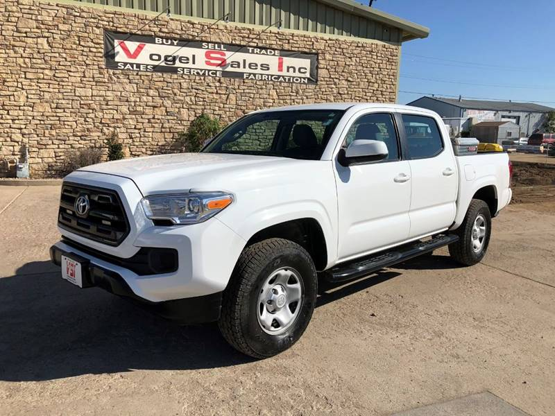 2017 Toyota Tacoma for sale at Vogel Sales Inc in Commerce City CO