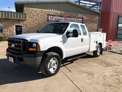 2007 Ford F-250 Super Duty for sale at Vogel Sales Inc in Commerce City CO