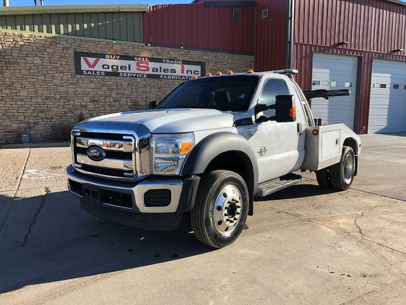 Ford F  Super Duty Tow Truck
