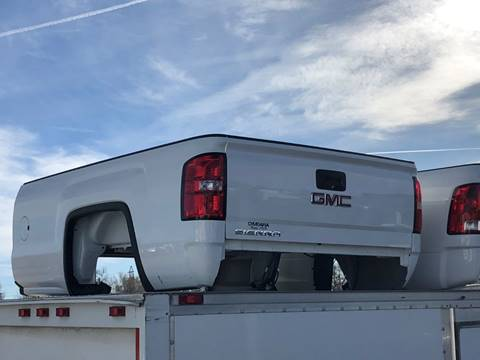 2012 GMC 3500 Pickup Bed's for sale at Vogel Sales Inc in Commerce City CO