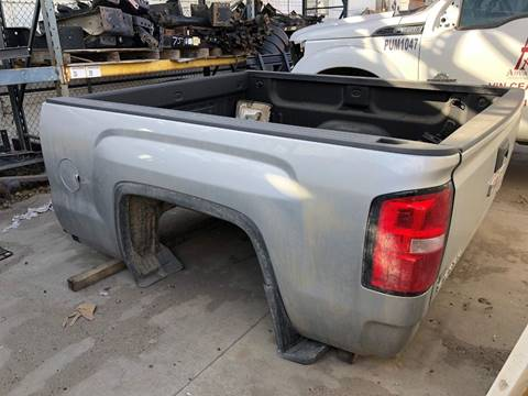 2012 GMC 3500 Pickup Bed's